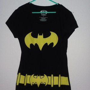 Batman tee with cape